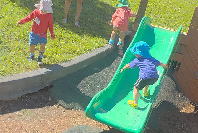 Toddler - Excursion to Lyons Park