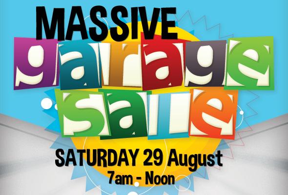 MASSIVE Kurilpa Garage Sale