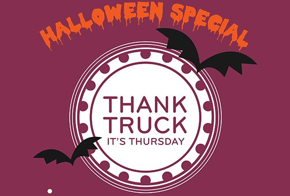 Thank Truck it's Thursday - Halloween special