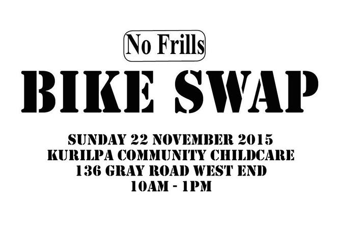Pushies Galore - Bike Swap Nov 22
