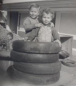 Boys play - 1963