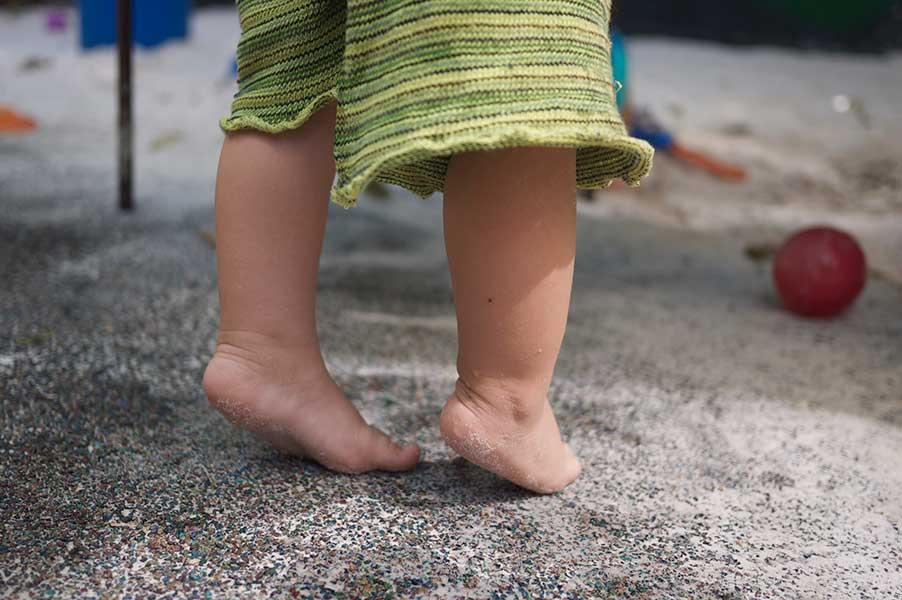 Nursery - little feet