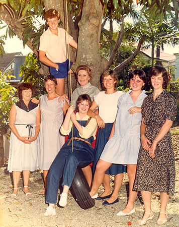 Team photo - 1983