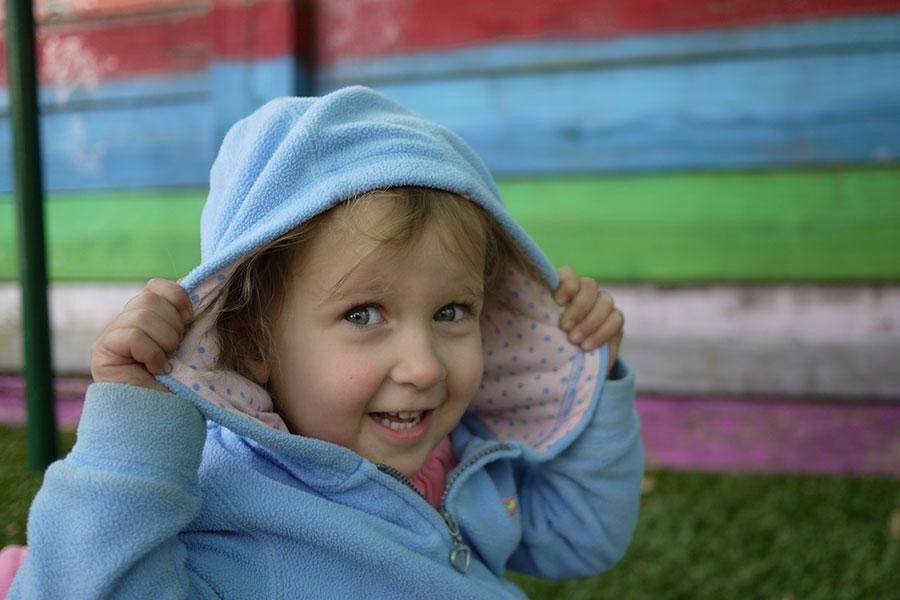 Toddler - Happy